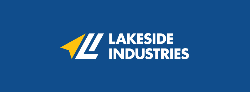 Lakeside Industries logo